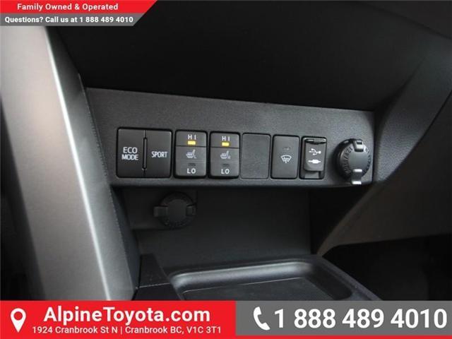 2018 Toyota RAV4  (Stk: W701631) in Cranbrook - Image 14 of 14