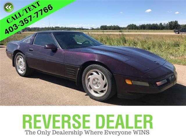 1994 Chevrolet Corvette  (Stk: RD116892) in Red Deer - Image 1 of 19