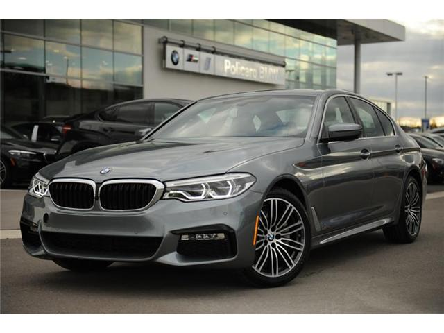 2018 BMW 530 i xDrive (Stk: 8A72379) in Brampton - Image 1 of 12