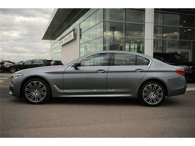 2018 BMW 530 i xDrive (Stk: 8A72379) in Brampton - Image 2 of 12