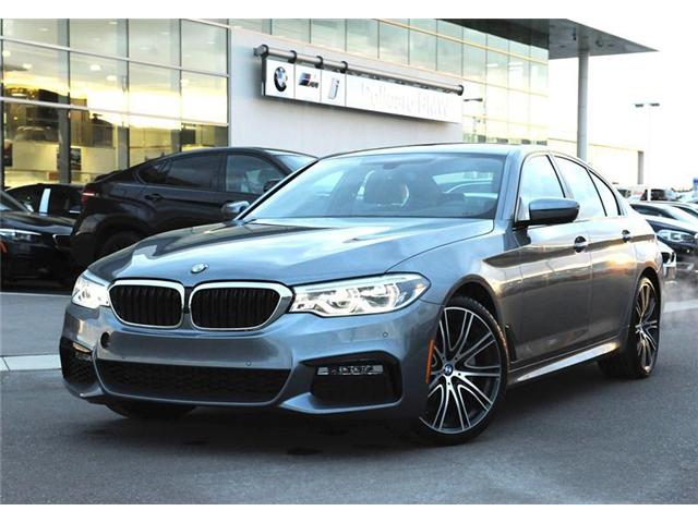 2018 BMW 540 i xDrive (Stk: 8C54890) in Brampton - Image 1 of 12