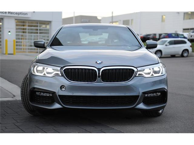 2018 BMW 540 i xDrive (Stk: 8C54890) in Brampton - Image 3 of 12