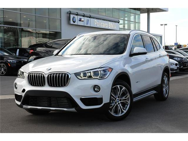 2018 BMW X1 xDrive28i (Stk: 8K22133) in Brampton - Image 1 of 12