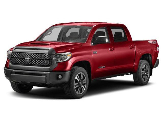 2018 Toyota Tundra SR5 Plus 5.7L V8 (Stk: 18082) in Walkerton - Image 1 of 2