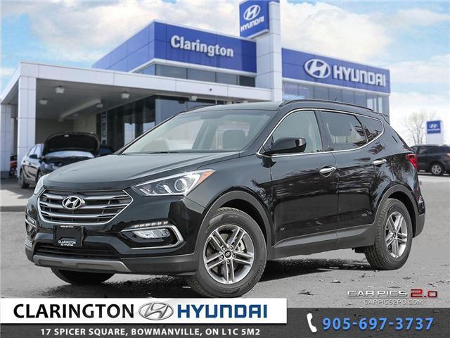 2018 Hyundai Santa Fe Sport 2.4 Base (Stk: 17783) in Clarington - Image 1 of 27