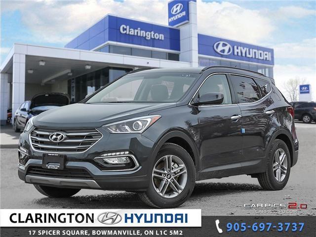 2018 Hyundai Santa Fe Sport 2.4 Base (Stk: 17781) in Clarington - Image 1 of 27