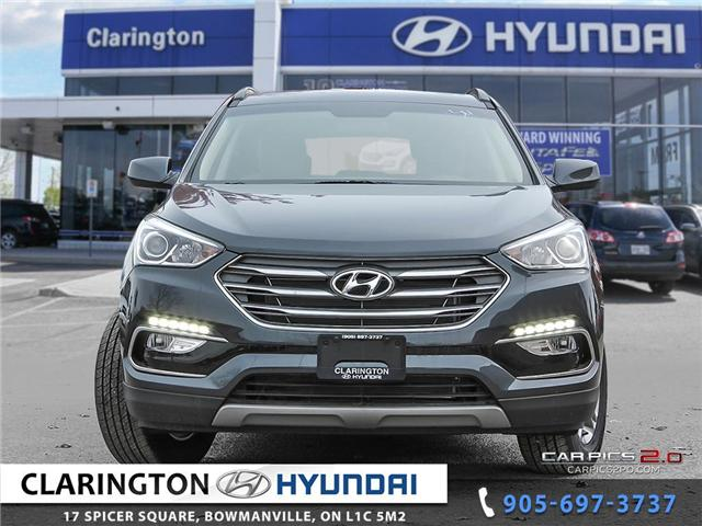 2018 Hyundai Santa Fe Sport 2.4 Base (Stk: 17781) in Clarington - Image 2 of 27