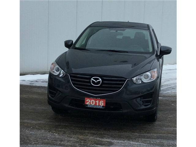 2016 Mazda CX-5 GX (Stk: MP0408) in Sault Ste. Marie - Image 1 of 11