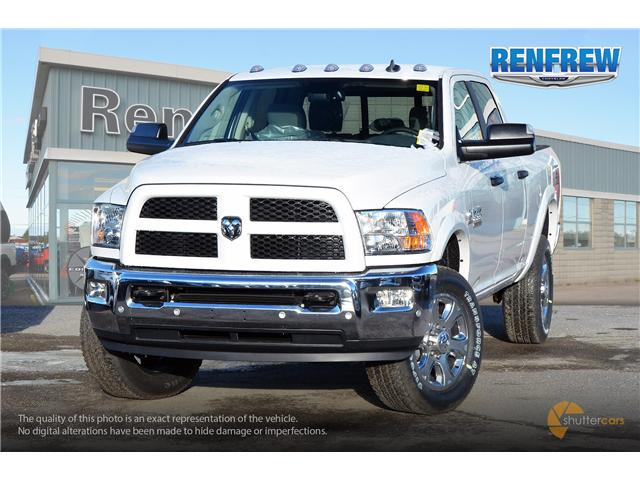 2018 RAM 2500 SLT (Stk: J047) in Renfrew - Image 1 of 20