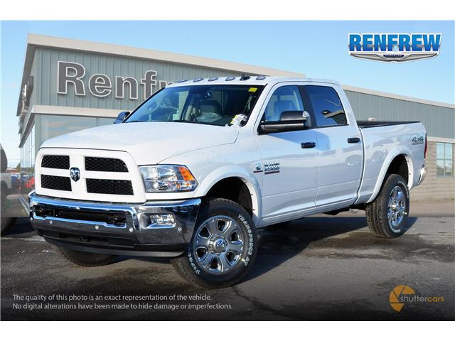 2018 RAM 2500 SLT (Stk: J047) in Renfrew - Image 2 of 20