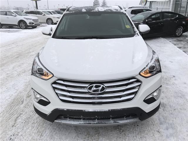2016 Hyundai Santa Fe XL  (Stk: P1087A) in Lloydminster - Image 2 of 15