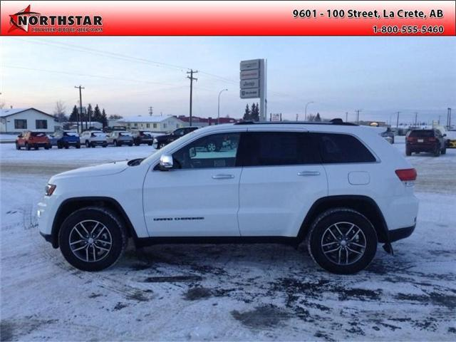 2018 Jeep Grand Cherokee Limited (Stk: RT029) in  - Image 1 of 15