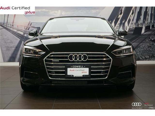2018 Audi A5 2.0T Progressiv (Stk: AULN5172) in Richmond - Image 2 of 21