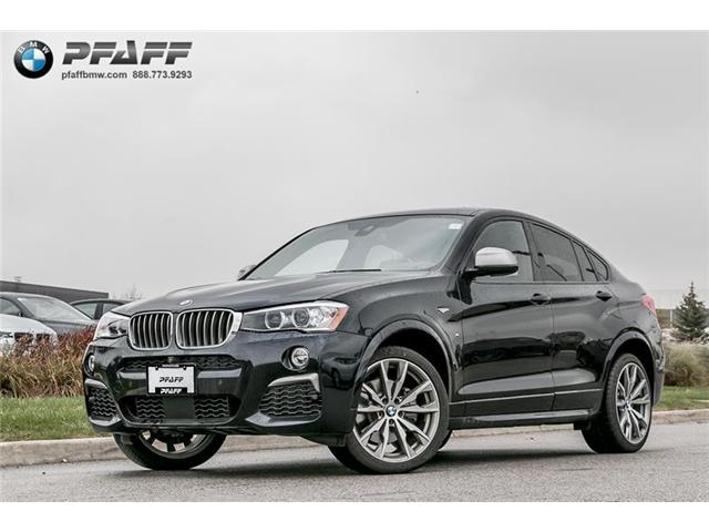 2017 BMW X4 M40i (Stk: PR18945) in Mississauga - Image 1 of 19