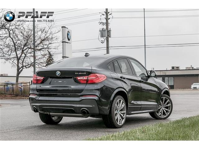 2017 BMW X4 M40i (Stk: PR18945) in Mississauga - Image 2 of 19
