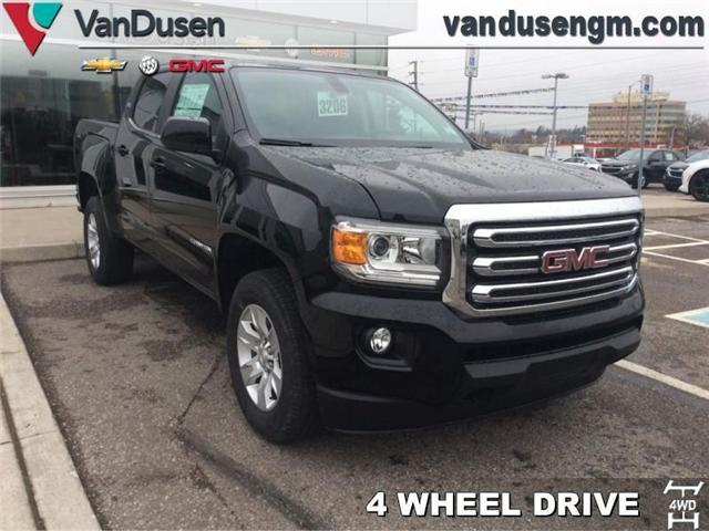 2018 GMC Canyon  (Stk: 183206) in Ajax - Image 1 of 27