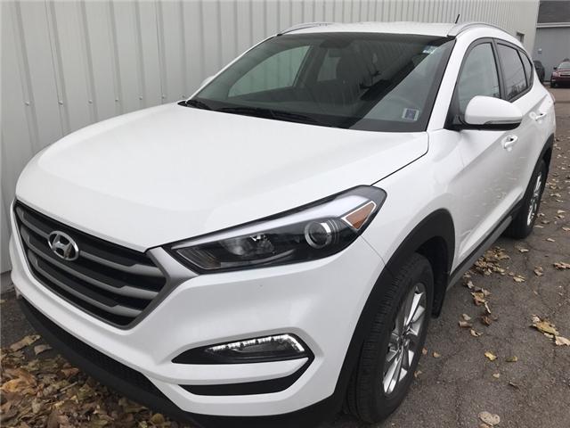 2017 Hyundai Tucson Premium (Stk: U2975D) in Charlottetown - Image 1 of 8