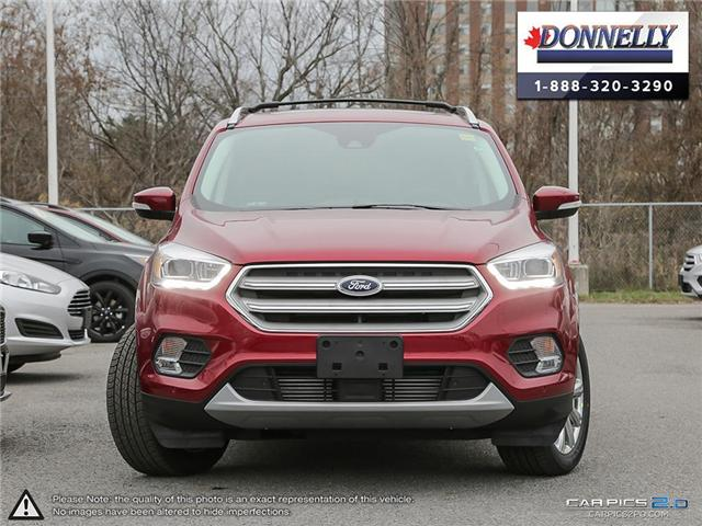 2018 Ford Escape Titanium (Stk: DR144) in Ottawa - Image 2 of 27