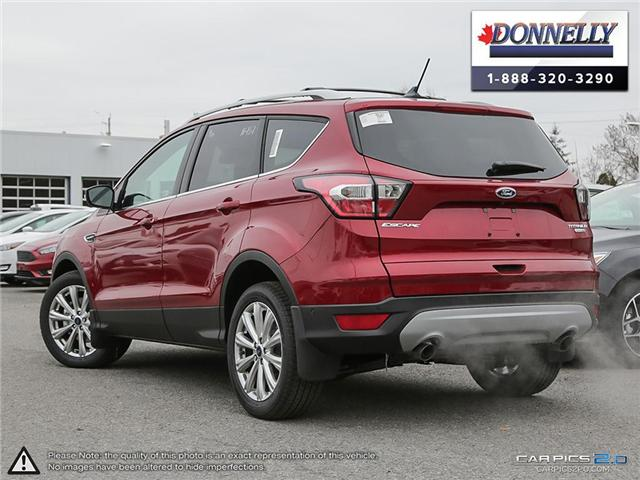 2018 Ford Escape Titanium (Stk: DR144) in Ottawa - Image 4 of 27