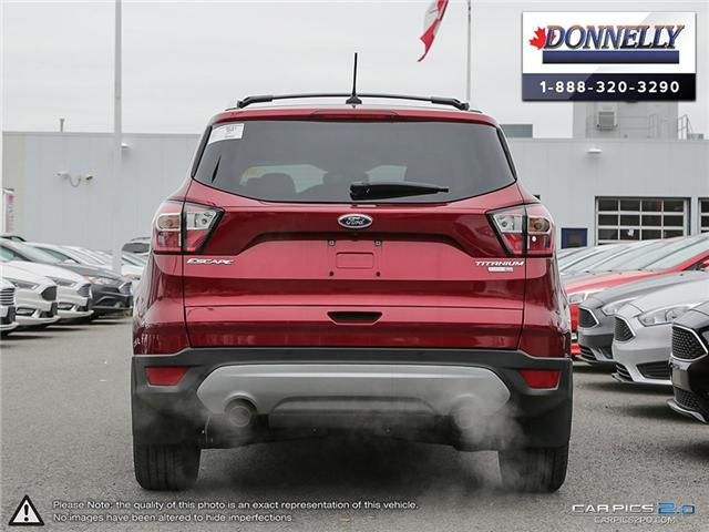 2018 Ford Escape Titanium (Stk: DR144) in Ottawa - Image 5 of 27