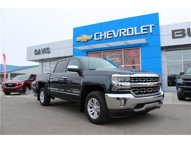 2018 Chevrolet Silverado 1500 1LZ (Stk: 187266) in Claresholm - Image 1 of 35