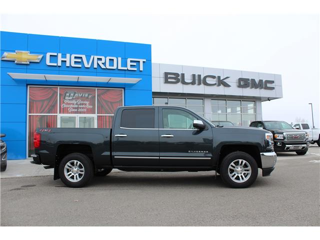 2018 Chevrolet Silverado 1500 1LZ (Stk: 187266) in Claresholm - Image 2 of 35
