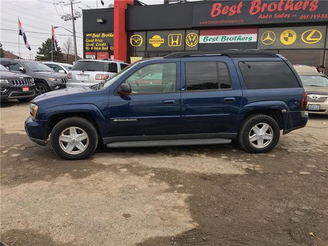 2003 Chevrolet TrailBlazer EXT LT (Stk: 166674) in Toronto - Image 2 of 16