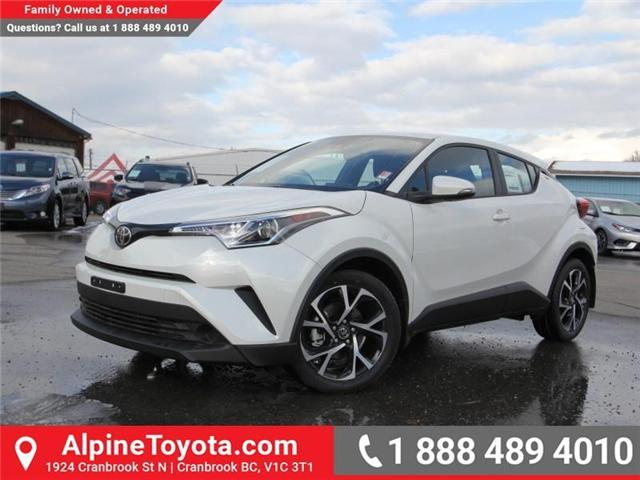 2018 Toyota C-HR XLE (Stk: R030812) in Cranbrook - Image 1 of 13