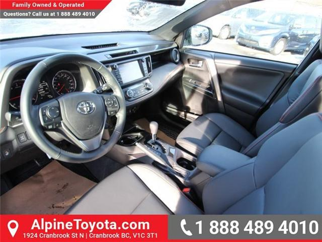 2018 Toyota RAV4  (Stk: W710782) in Cranbrook - Image 9 of 18