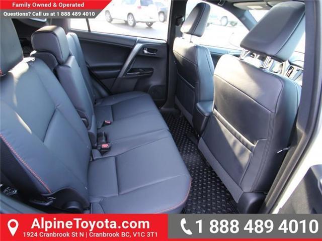 2018 Toyota RAV4  (Stk: W710782) in Cranbrook - Image 12 of 18