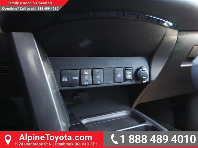 2018 Toyota RAV4  (Stk: W710782) in Cranbrook - Image 14 of 18