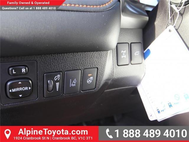 2018 Toyota RAV4 LE (Stk: W710782) in Cranbrook - Image 14 of 17