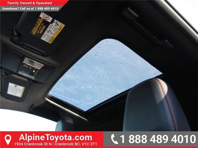 2018 Toyota RAV4  (Stk: W710782) in Cranbrook - Image 16 of 18