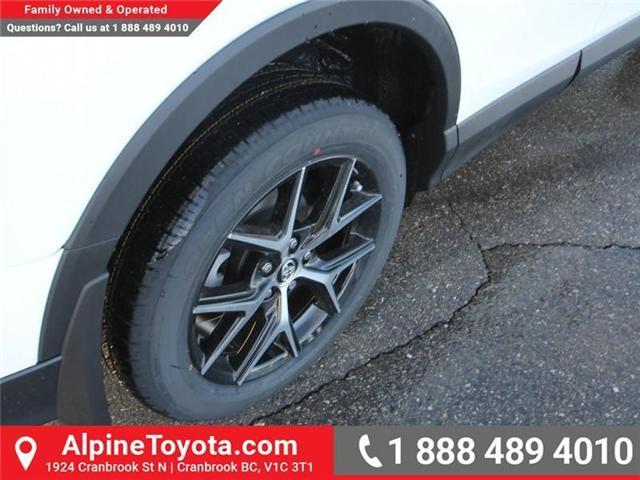 2018 Toyota RAV4  (Stk: W710782) in Cranbrook - Image 17 of 18