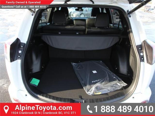 2018 Toyota RAV4  (Stk: W710782) in Cranbrook - Image 18 of 18