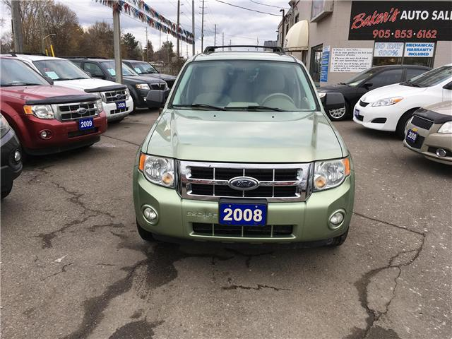 2008 Ford Escape XLT 2WD I4 (Stk: P3356) in Newmarket - Image 2 of 18