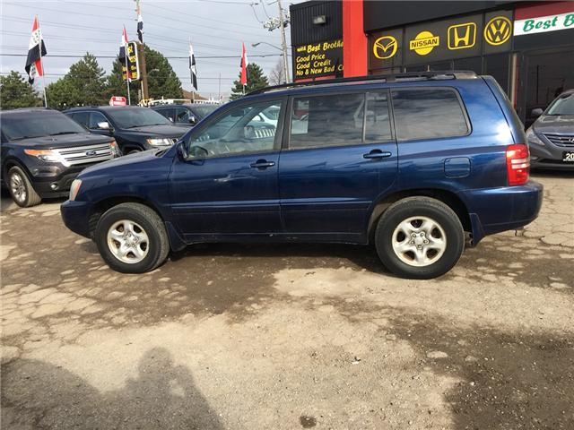 2001 Toyota Highlander Base (Stk: 28457) in Toronto - Image 2 of 15