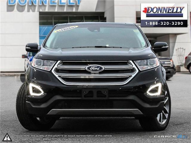 2017 Ford Edge Titanium (Stk: DQ2882) in Ottawa - Image 2 of 27