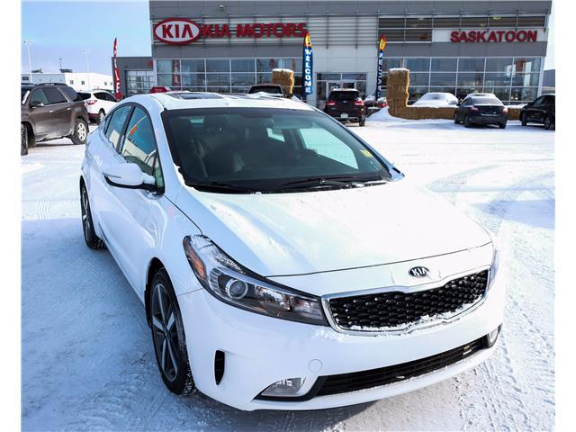 2018 Kia Forte EX Luxury (Stk: 38162) in Saskatoon - Image 1 of 22
