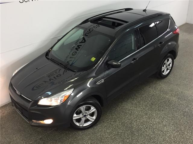 2016 Ford Escape SE- 4WD|ECOBOOST|PANOROOF|HTD LTHR|NAV|REV CAM! (Stk: 31473) in Belleville - Image 2 of 30