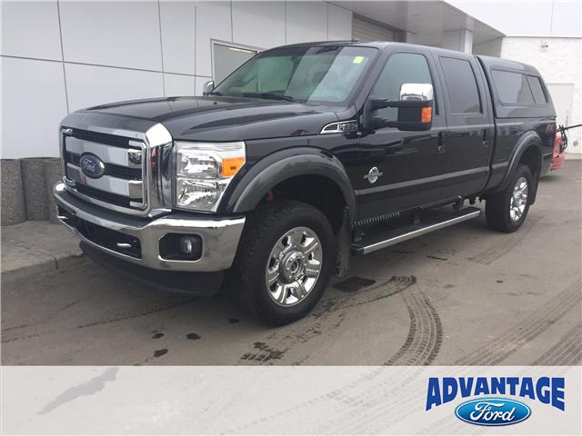 2015 Ford F-350 Lariat (Stk: J-083A) in Calgary - Image 1 of 21