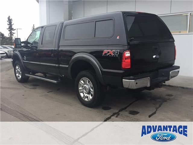 2015 Ford F-350 Lariat (Stk: J-083A) in Calgary - Image 3 of 21