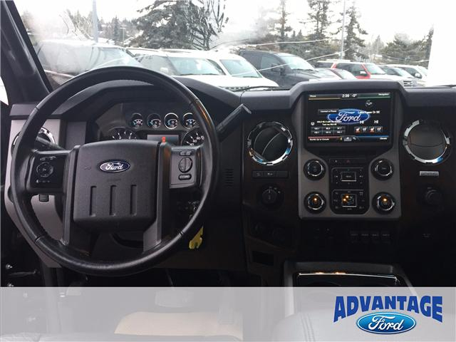 2015 Ford F-350 Lariat (Stk: J-083A) in Calgary - Image 11 of 21