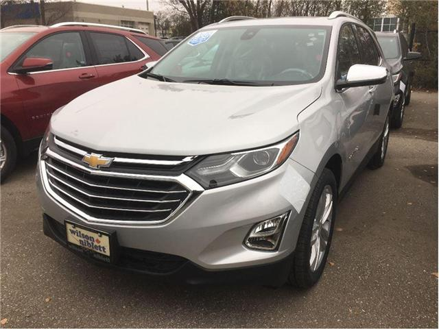 2018 Chevrolet Equinox Premier (Stk: 217077) in Richmond Hill - Image 1 of 5