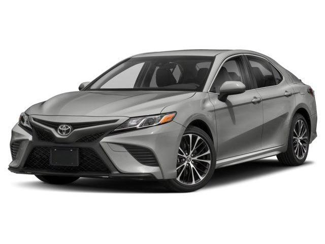 2018 Toyota Camry SE (Stk: 18122) in Peterborough - Image 1 of 9
