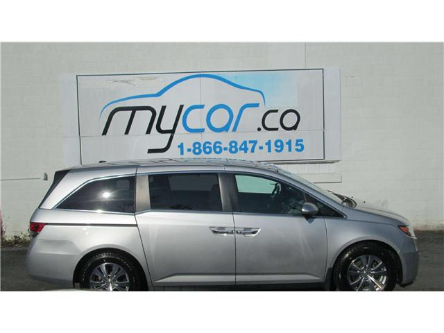 2015 Honda Odyssey EX-L (Stk: 171542) in Richmond - Image 2 of 14
