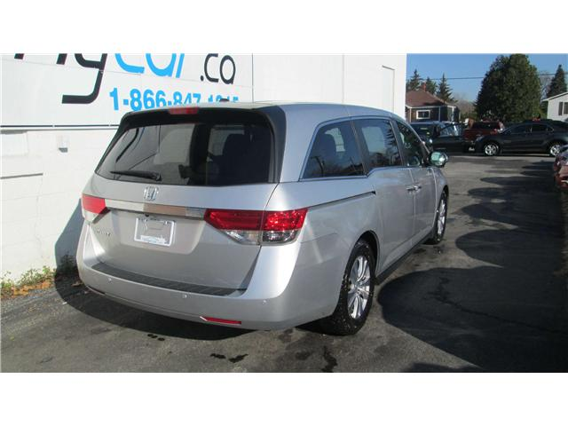 2015 Honda Odyssey EX-L (Stk: 171542) in Kingston - Image 3 of 13