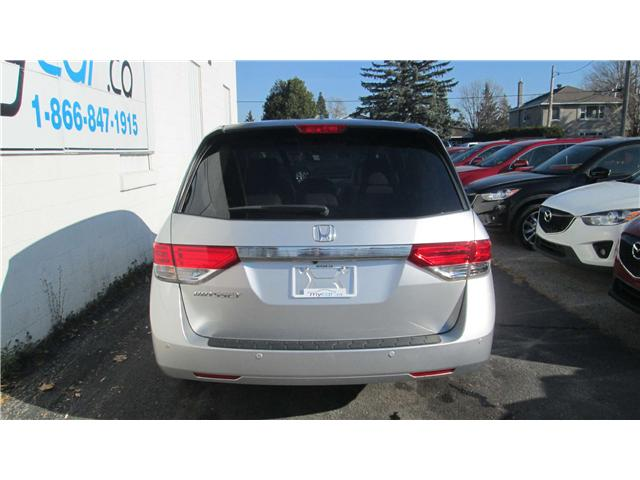 2015 Honda Odyssey EX-L (Stk: 171542) in Kingston - Image 4 of 13