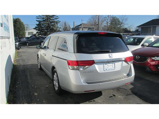 2015 Honda Odyssey EX-L (Stk: 171542) in Kingston - Image 5 of 13