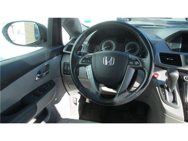 2015 Honda Odyssey EX-L (Stk: 171542) in Kingston - Image 11 of 13